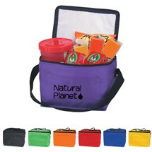Non-Woven Insulated Six Pack Kooler Bags