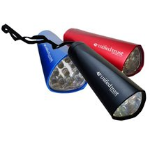 10 LED Aluminum Tri Flashlights