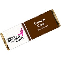 Hebert Coconut Craze Dark Chocolate Bars
