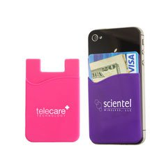 Hang On Smart Phone Card Holders
