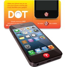 Gadget Grips® Dot™­ iPhone Dots - Two Pack