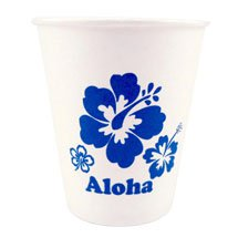 10000 Custom 6 oz. High Quantity White Hot or Cold Paper Cups