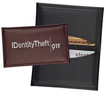 USA Made Leather RFID Card Cases