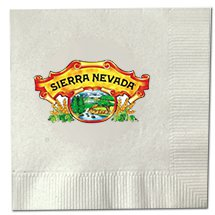 3-Ply Full Color Process Luncheon Napkins