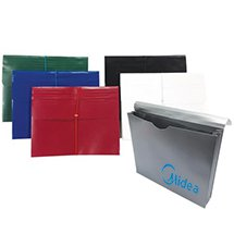 "Confidential Opaque Side Open Envelopes, 3"" Dual Gusset"