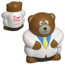 Physician Bear Stress Balls