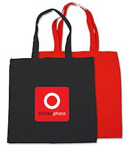 Colorful Biodegradable Budget Cotton Tote Bag