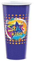21 oz. Full Color Paper Cold Cups