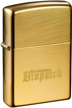 Zippo® High Polish Brass Lighter - Laser Etched