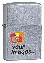 Zippo® Street Chrome Lighters