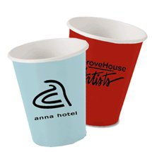 9 oz. Colorware Paper Cups