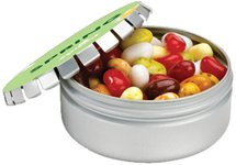 Jelly Bean Push Top Tins