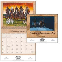 2013 Native American Art Calendars