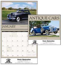 2013 Antique Car Calendars