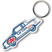 Key Chains, Sof-touch™ Car Key Tag