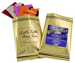 Tea Sets, 4 Pack Assorted Sampler
