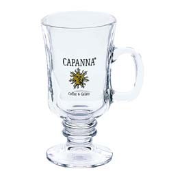 Irish Coffee Mugs, Libbey Glassware 8.5 oz.
