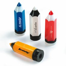Pencil Sharpeners, Pencil Shaped