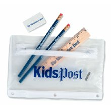 School Pouches,  Deluxe School Kit