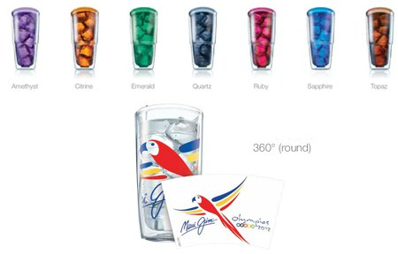 24 oz.  Tervis® Tumblers with Enclosed Logo