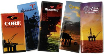 Oil Rig Tally Books