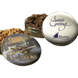 Nuts & Chocolates, Glad Tidings Tin