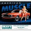 2016 American Muscle Calendars