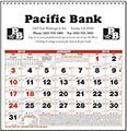 Almanac Calendars, Small