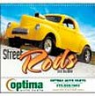 Car Calendars, Street Rods - 12 Month