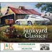 Car Calendars, Junkyard Classics - 12 Month