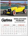 Car Calendars, Antique Cars - 6 Sheet