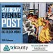 Norman Rockwell Calendars, The Saturday Evening Post - Big Block Memo