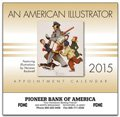 An American Illustrator - 13 Month Calendars