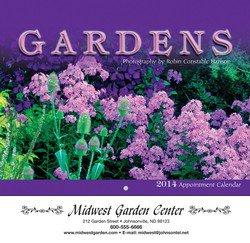 Gardens 13 Month Calendars