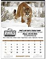 Wildlife Calendars, North American Wildlife - 12 Sheet