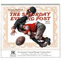 Norman Rockwell Calendars, The Saturday Evening Post  Deluxe Pocket Calendar