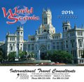 World Scenic - 13 Month Calendars