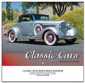 Classic Cars - 13 Month Calendars