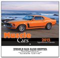 Muscle Cars - 13 Month Calendars