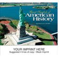 Travel Wall Calendars, Great Symbols of American History, 13 Month