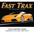 Car Calendars, Fast Trax, 13 Month