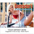 Pin-Up Calendars, Contractor's Apprentice, 13 Month