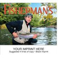 Sports Wall Calendars, Fisherman's Guide, 13 Month