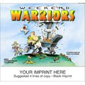 Cartoon Calendars, Weekend Warriors, 13 Month