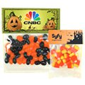 Halloween Header Bags w/ Candy