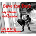 Save The Date Magnets, 4 x 3-1/2