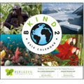 B Kind 2 Earth Eco-Friendly Calendars, 30% Recycled, Goingreen - 12 Month