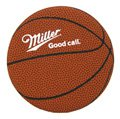 Vinyl Basketball Coasters