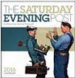 Art Calendars, The Saturday Evening Post by Norman Rockwell