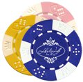 Save the Date Poker Chip Magnets, Multiple Styles